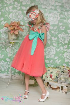 Bethany's Fancy Party Dress | YouCanMakeThis.com. Dress to wear to Skips wedding