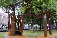 Pop-Up Architecture on the Cheap--Just for the Olympics : TreeHugger