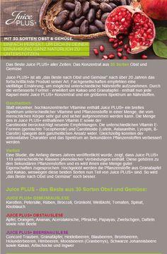 Juice Plus - Mitte Westen - Hessen Center Kassel: Das neue Juice Plus - Für euch das beste Juice Plu...