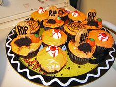 pinterest recipes for halloween halloween cupcakes by mary flenner on pinterest
