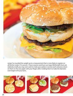Todd Wilbur McDonald's Big Mac Copycat Recipe
