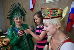 Photos: Puppets, crafts and colorful dresses at the Russian Festival of Nations in Coppell | Dallas-Fort Worth Events and Entertainment News...
