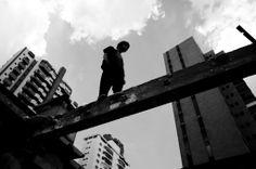 Freerunning by Henrique Godoy
