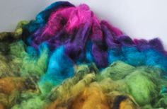BLACK LIGHT Spontaneous Spinning Clouds 4.0 oz. by loop on Etsy