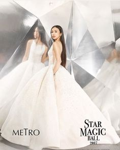 MayWard a tandem to last Matric Dance Dresses, Prom Dresses, Formal Dresses, Wedding Dresses, Filipino Models, Filipina Actress, Arab Fashion, Talent Show, White Gowns