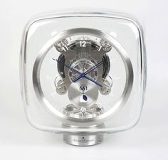 Atmos 561 Clock by Marc Newson