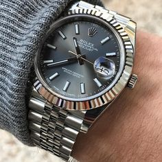 """7,214 Likes, 83 Comments - Euro Asia (@rolexshow_israel) on Instagram: """"DATEJUST 41 Ref 126331…"""""""