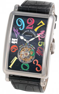 Franck Muller Crazy Hours  For all the latest news on luxury watches and watches for sale www.ChronoSales.com   #ChronoSales
