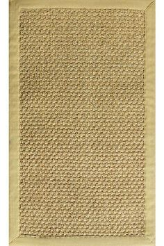 Seascape Seagrass Area Rug: we love the versatility of a seagrass rug. #HDCrugs HomeDecorators.com