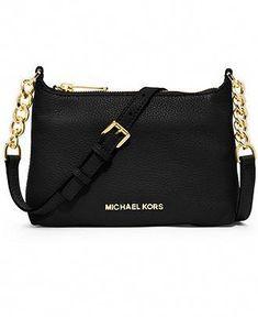 2801992b33 MICHAEL Michael Kors Bedford Crossbody - Handbags Accessories - Macys  Shared by Career Path Design