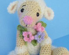 Crochet Pattern Alien Doll by Teri Crews instant por TCrewsDesigns