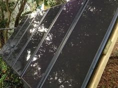 A new blog post about Solar Panels has been posted at http://greenenergy.solar-san-antonio.com/solar-energy/solar-panels/diy-swiveling-solar-panel-array/