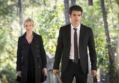 Vampire Diaries: Paul Wesley, Candice King on whether the show should end in hell
