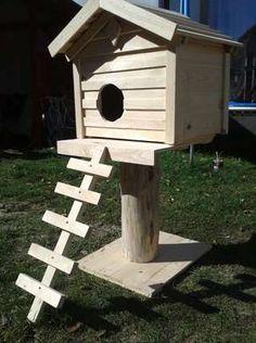 249 zł: Przedmiotem sprzedaży jest domek dla kota,umieszczony na pniu. Domek ocieplony styropianem 2 cm.Dach domku jest zdejmowany w celu łatwiejszego czyszczenia Domek wysyłamy firmą kurierską,cena wysyłki...