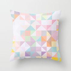 Sprung Geo Pillow