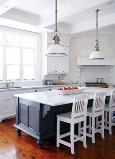 A PERFECT kitchen island.