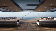 Our team of specialized expert consultants in design, engineering, build, sails and mast will create and deliver the ultimate cruising multihull. Yacht Design, Catamaran, Water Crafts, Carbon Fiber, Sailing, Deck, Image, Boats, Vehicle