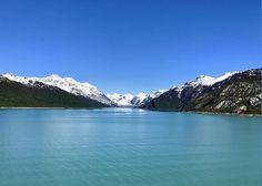 Glacier Bay, Alaska Greeting Card