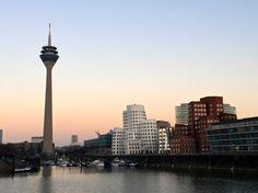 Dusseldorf Mediahafen - Where to go in Dusseldorf