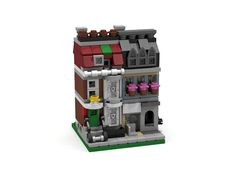 Buildings : Pet Shop Mini Modular