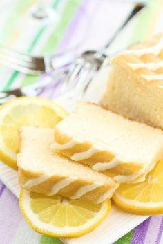 Plum cake al limone e yogurt