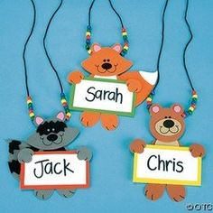 Camp Name Badge Necklace Craft Kit (12 Count)/Foam/Summer Camp/SCOUTS/Birthday Party null http://www.amazon.com/dp/B00BTEKC9U/ref=cm_sw_r_pi_dp_VqfZtb03F2WB5SJK