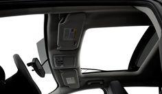 Ahora tienes una vista de 360 grados, los faros son de encendido automático y cuenta con luces auxiliares frontales con LEDs, excepto en la versión SE; toldo panorámico Vista Roof® en la versión Limited y el práctico monitoreo de punto ciego disponible en todas las versiones.