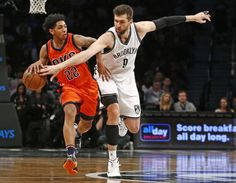 The Brooklyn Nets signed Andrea Bargnani with the hope that he could backup Brook  Lopez 9b013587a