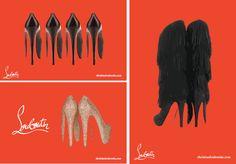 Plakastil Inspired Poster Series by Steffanie Mackie