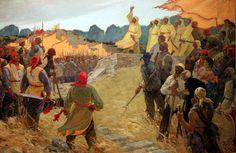 Hong Xiu-Quan and the Jintian Uprising, Taiping Rebellion