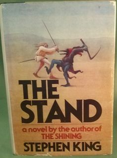 """Stephen King THE STAND 1st Edition/1st Printing """"T39 : Lot 135"""