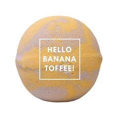 Ako relaxujete po náročnom dni? U nás vyhráva relax vo voňavých bublinkách! 🛁 S kúpeľovou bombou Banana & Toffee si užijete kúpeľ plnú bublinkek s lahodnou sladkou vôňou banánu a karamelu 😍