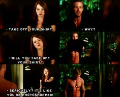 Crazy Stupid Love Quotes Interesting Crazy Stupid Lovethese 2 Are Adorablei Mean Rrated Sexy