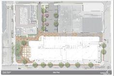 Site Plan  Regas Square