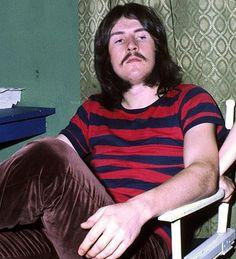 http://custard-pie.com/ John Bonham of Led Zeppelin . #LedZeppelin