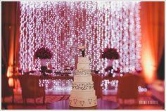 casamento em são josé do rio preto decoração suspensa luzes luzinhas blog de noivas21