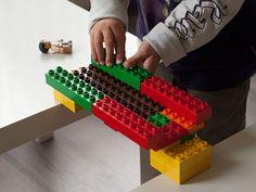 techniek met kleuters - bruggen bouwen met Duplo - Lespakket Grande Section, A Classroom, Lego Duplo, Legos, Teaching Kids, School, Google, Crowns, Preschool