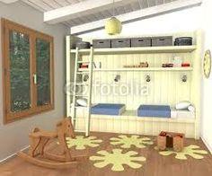 Résultats de recherche d\'images pour « chambre enfant mixte ...