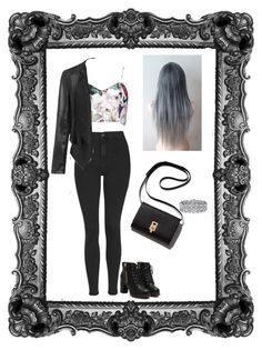 """""""TK"""" by thaiskelly on Polyvore featuring Topshop, Palm Beach Jewelry, women's clothing, women's fashion, women, female, woman, misses and juniors"""