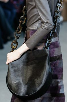 Calvin Klein crushable, carry-all bag fall 2015 trend