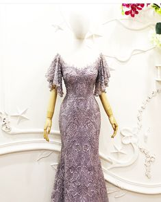 Image may contain: people standing Bridesmaid Dresses, Prom Dresses, Formal Dresses, Wedding Dresses, Model Dress Kebaya, Kebaya Sabrina, Dress Pesta, Groom Dress, Quinceanera Dresses