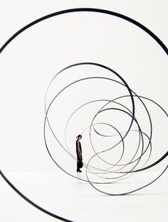 Ribbons #ravenectar #art #installation #modern #contemporary #design