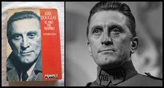 Kirk Douglas. El hijo del trapero y leyenda del cine cumple 100 años. - http://www.actualidadliteratura.com/kirk-douglas-cumple-100-anos/