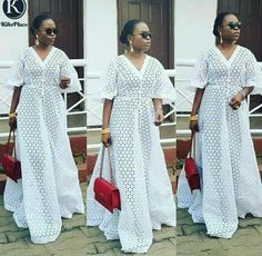 Be Kikswoman shop our Flare Sleeve Maxi.we know comfort is Key, we give dresses in simple yet chic designs. Be like Kiksmama😎 Available to order is sizes.Kindly send a Dm or WhatsApp to place your order. African Maxi Dresses, Latest African Fashion Dresses, African Dresses For Women, African Print Fashion, African Attire, African Wear, Africa Fashion, African Women, African Lace Styles