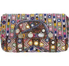 Vilaasi Kutchi Clutch beautifully handmade in India