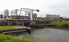 Near Vlaardingen center - Photo by Petka.