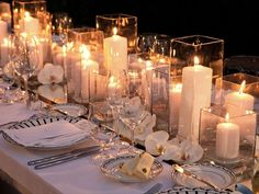 Event design expert Sunny Ravanbach gives us four secrets to decorating with candles