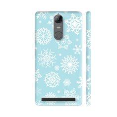 Cool new product White Snow Flakes...   Check out http://www.colorpur.com/products/white-snow-flakes-on-sky-blue-lenovo-k5-note-case-artist-neeja-shah?utm_campaign=social_autopilot&utm_source=pin&utm_medium=pin