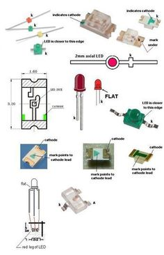 #LED Outlines #Electronics #Electrical