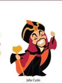 Jafar Aladdin Villain Cutie LE 300 Disney Soda Fountain Pin Disney Pins For Sale, Jafar, Soda Fountain, Aladdin, Minnie Mouse, Disney Characters, Fictional Characters, Art, Fantasy Characters